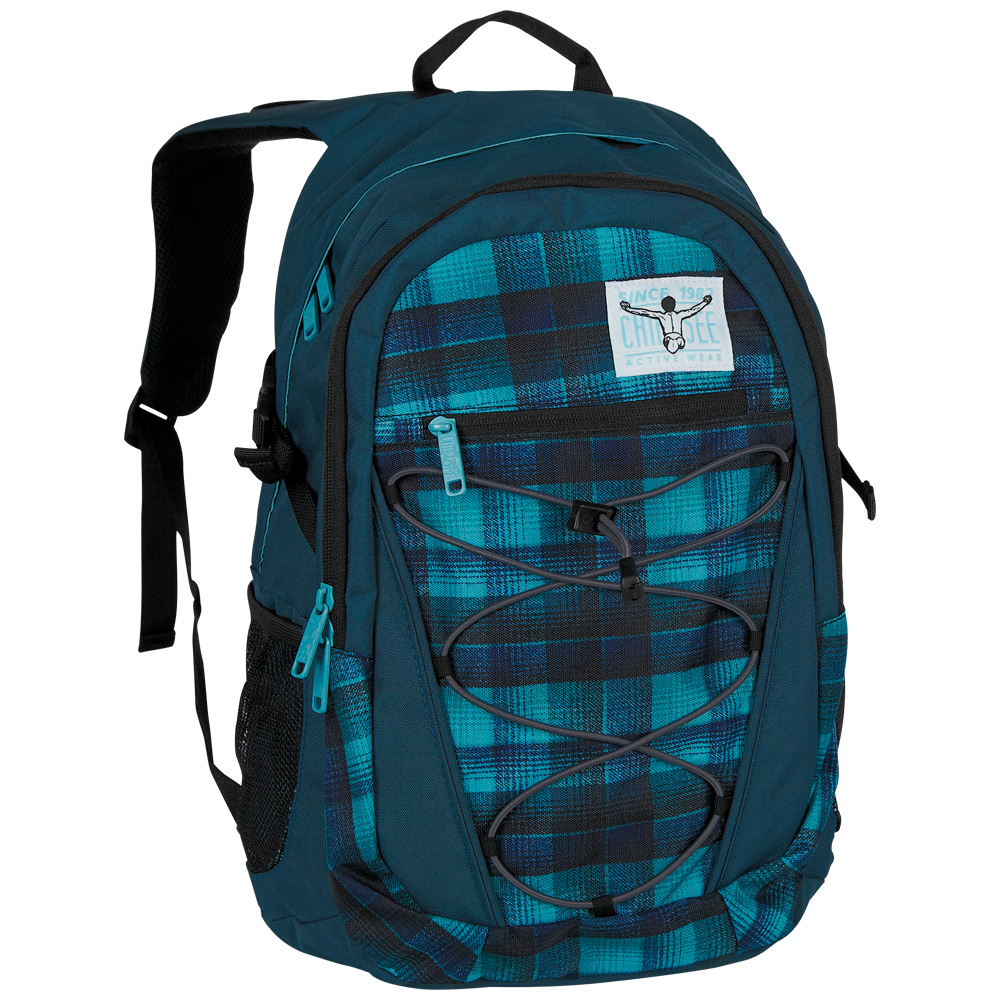 Chiemsee Herkules backpack W16 Checky chan blue