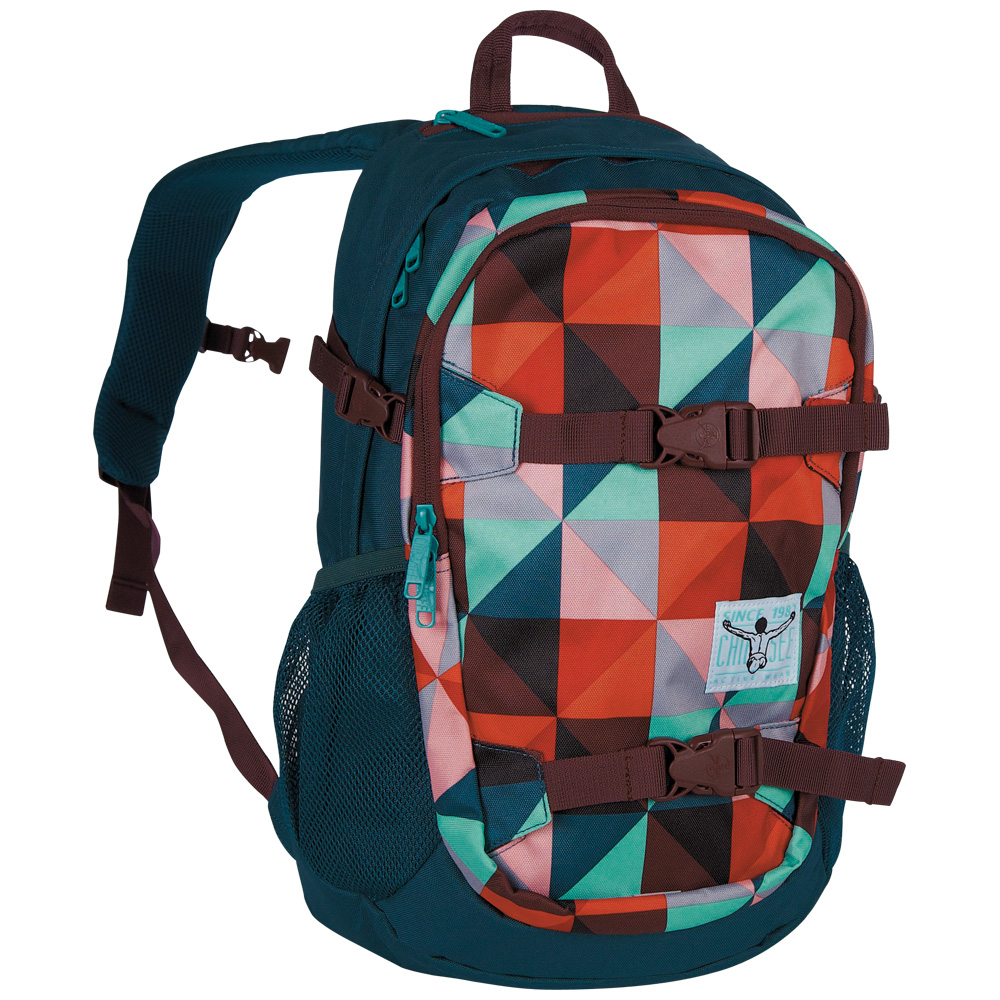 Chiemsee School backpack W16 Magic triangle