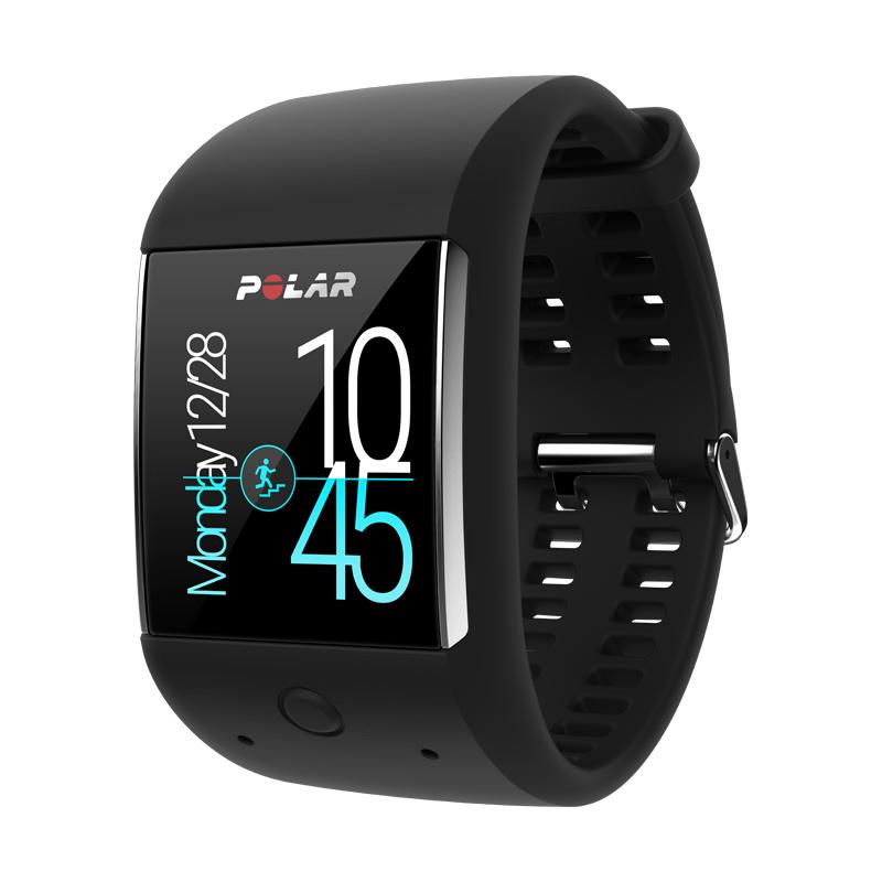 Polar M600, HR black, Android Wear