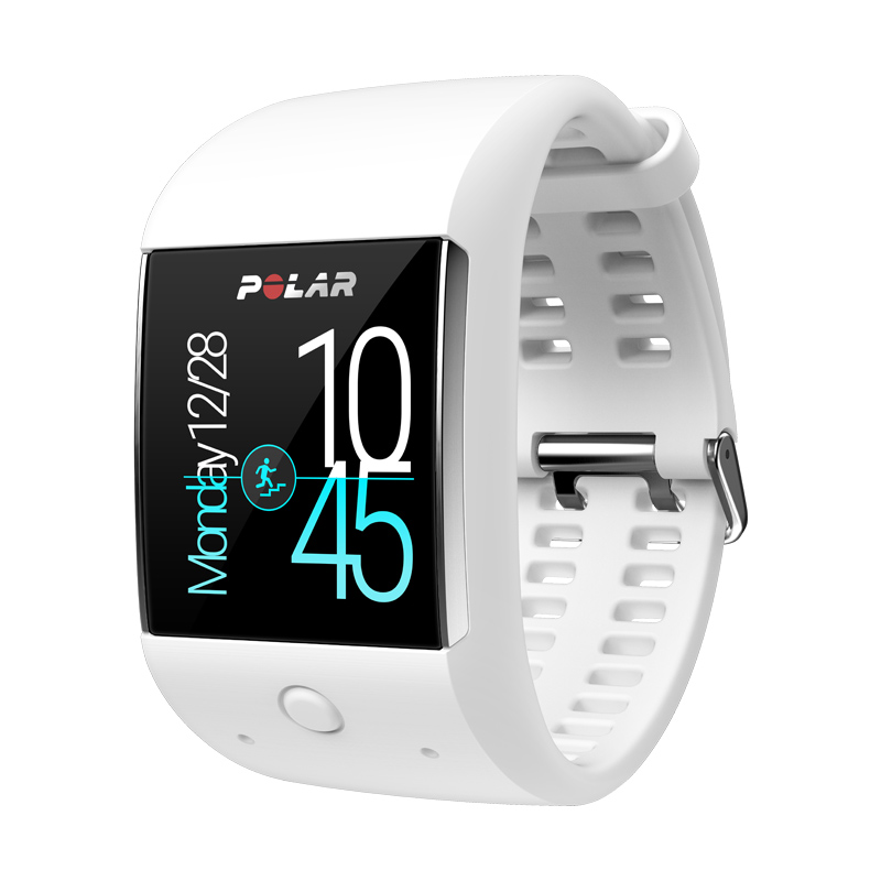 Polar M600, HR whire, Android Wear