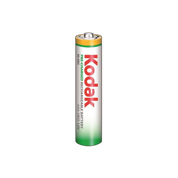 KODAK nabíjecí baterie 850 mAh AAA; 2ks