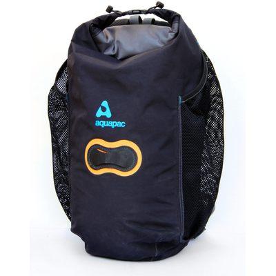 AQUAPAC 25l. BackPack Wet/Dry pěkný černý batoh na záda (více informací)