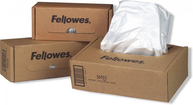Odpadní pytle pro skartovač Fellowes Automax 300, Automax 500
