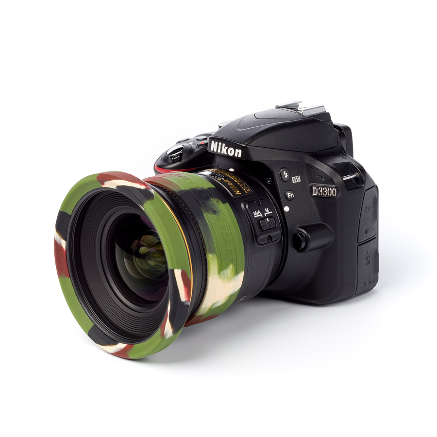 Easy Cover chránič pro objektivy 67 mm Lens Rim Camouflage