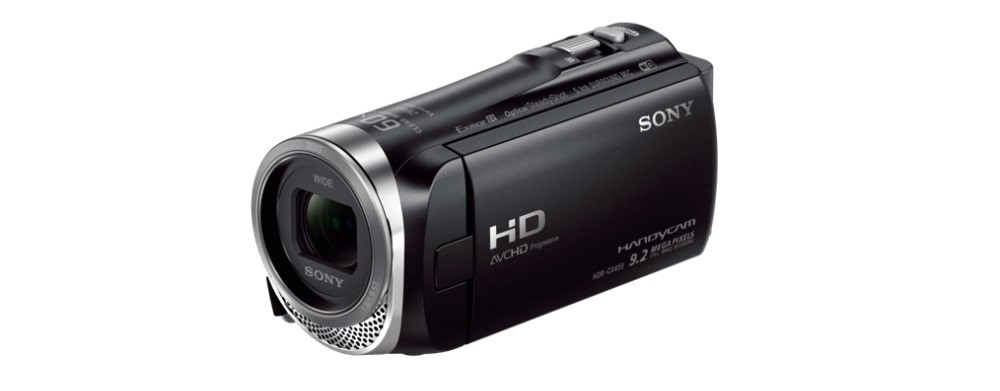 SONY HDR-CX450 kamera Full HD, 30x zoom