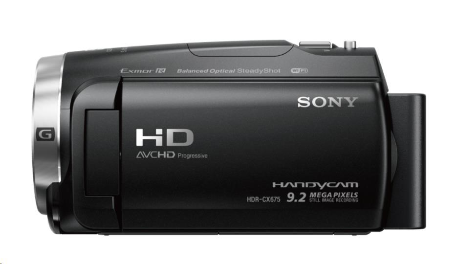 SONY HDR-CX625 kamera Full HD, 30x zoom