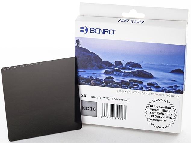 Benro SD ND16(S) WMC 100x100mm