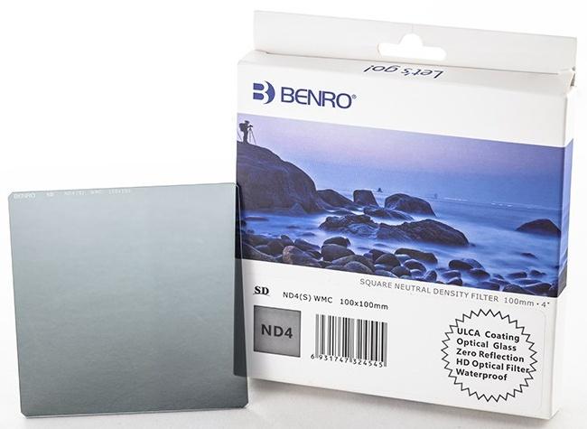 Benro SD ND4(S) WMC 100x100mm