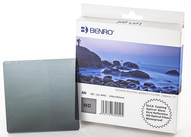 Benro SD ND8(S) WMC 100x100mm