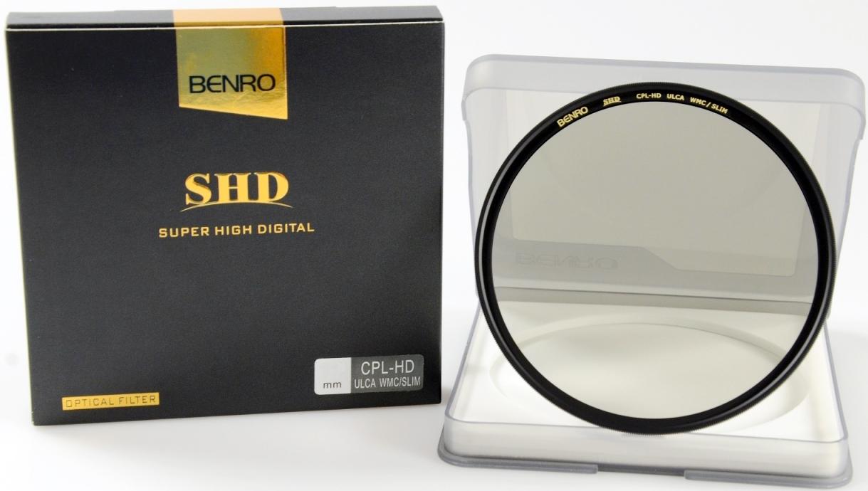 Benro CPOL SHD ULCA WMC SLIM 58 mm