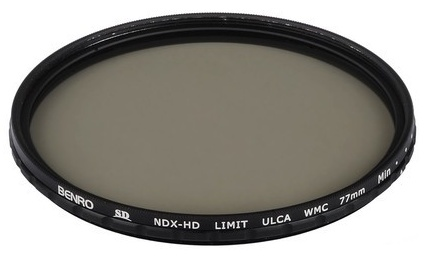 Benro SD NDX-HD LIMIT ULCA WMC 72 mm