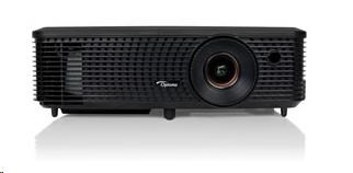 Optoma projektor DH1010i (DLP, 1080p, 3 000 ANSI, 20 000:1, HDMI, VGA, 2W speaker)