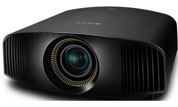 SONY projektor VPL-VW550ES/B, 3 LCD, 4K (4096x2160)