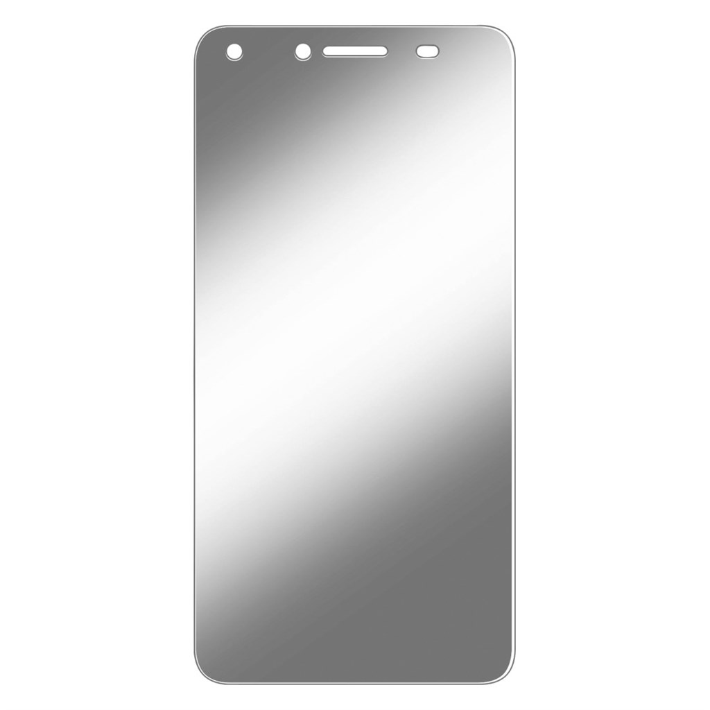 Hama Crystal Clear Screen Protector for Huawei Y5 II, 2 pieces