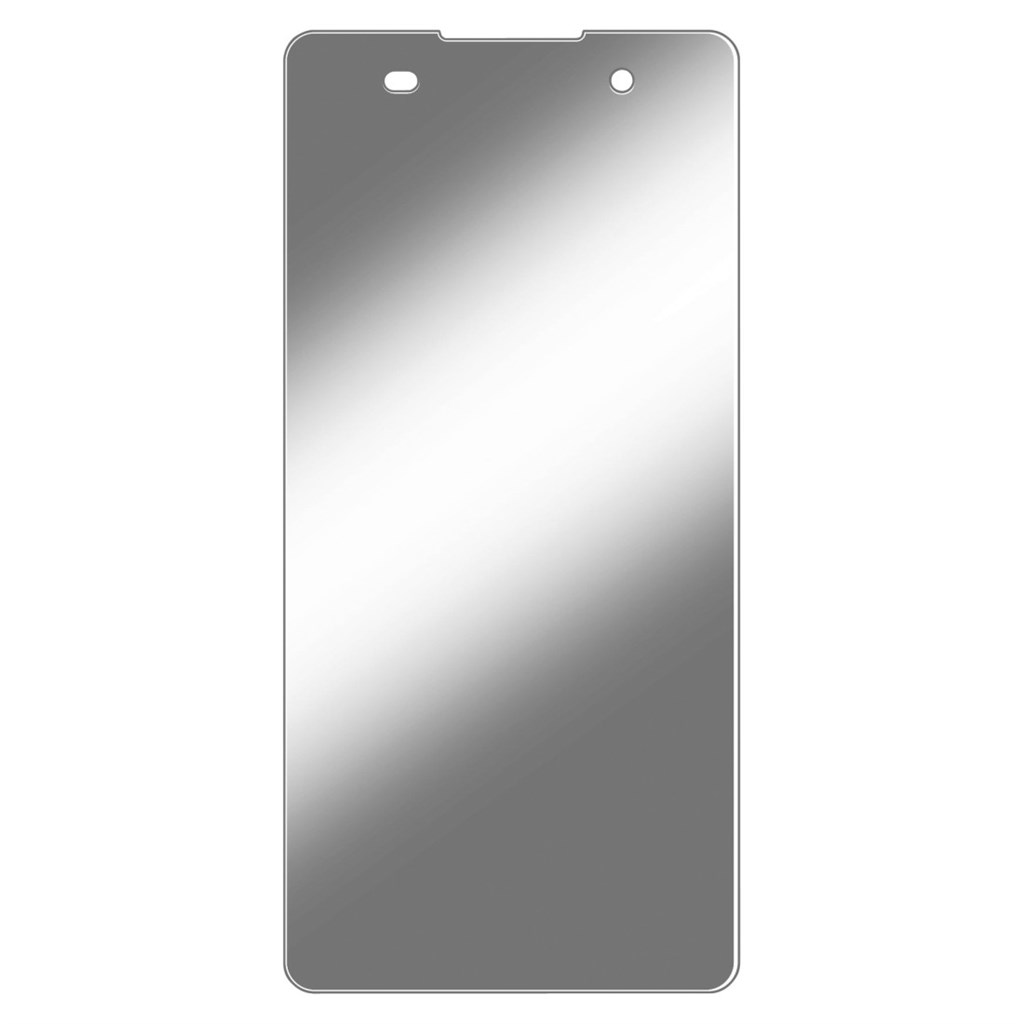Hama Crystal Clear Screen Protector for Sony Xperia E5, 2 pieces