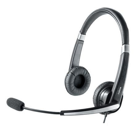 Jabra náhlavní souprava UC Voice 550 USB, NC, duo, MS