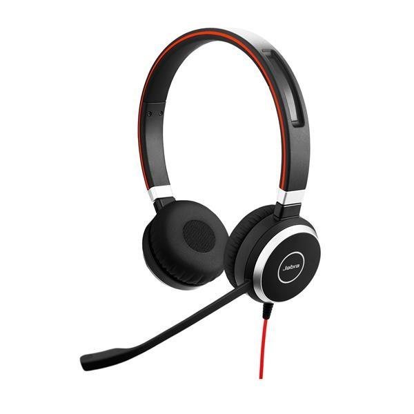 Jabra náhlavní souprava Evolve 40 UC, NC, stereo, MS