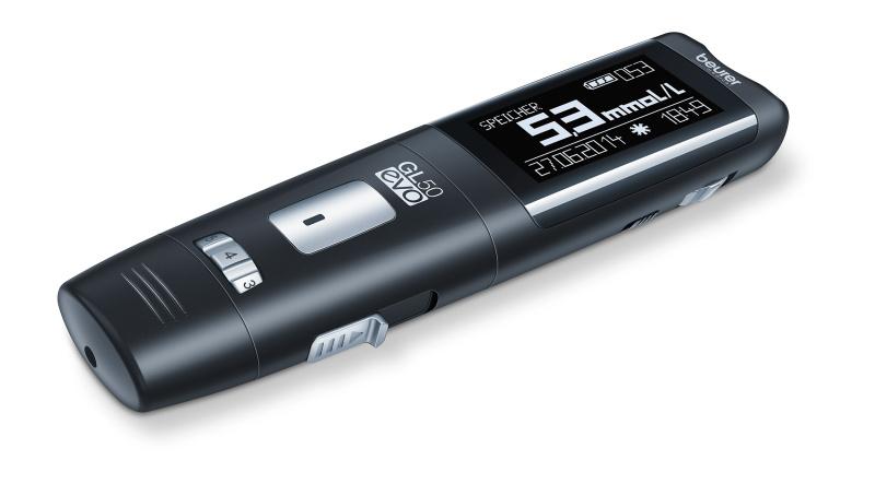 Beurer GL 50 EVO glukoměr