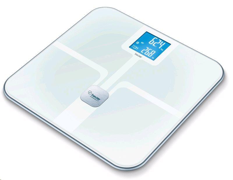 Beurer BF 800 WH diagnostická váha, analyzér barva bílá