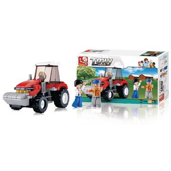 Sluban Traktor, 103 dílků - M38-B0556