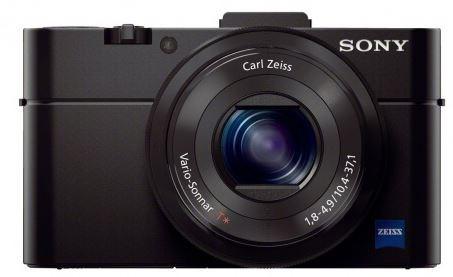 SONY RX100 II Cyber-Shot 20,2 MPix, 3,6x zoom - černý