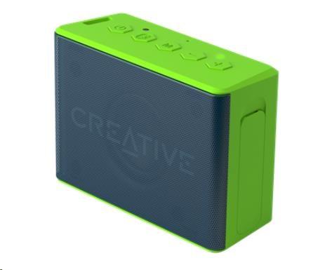 Creative repro Muvo 2C mobilní vodovzdorný bezdrátový reproduktor - zelený