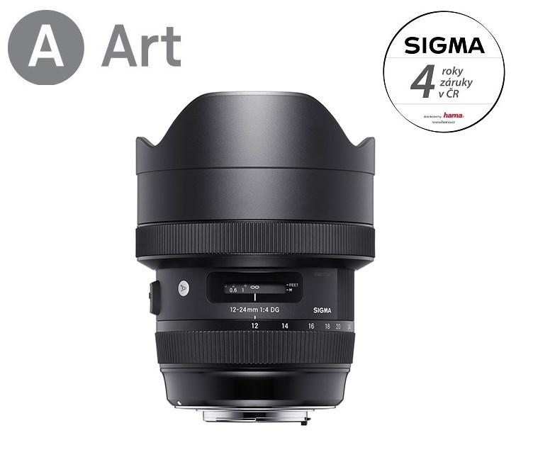 SIGMA 12-24/4 DG HSM ART Canon