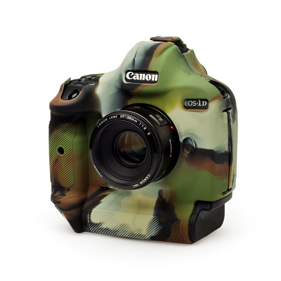 Easy Cover Pouzdro Reflex Silic Canon 1D X II Camouflage