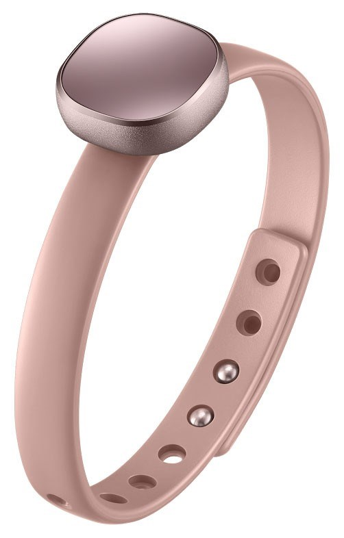 Samsung Smart Charm náramek (EI-AN920BPE), růžová