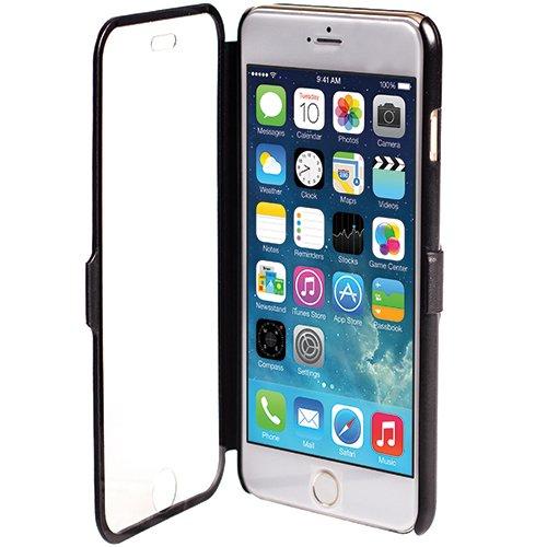 #Krusell flipové pouzdro DONSÖ VIEWCASE pro Apple iPhone 6 Plus, černá - použité