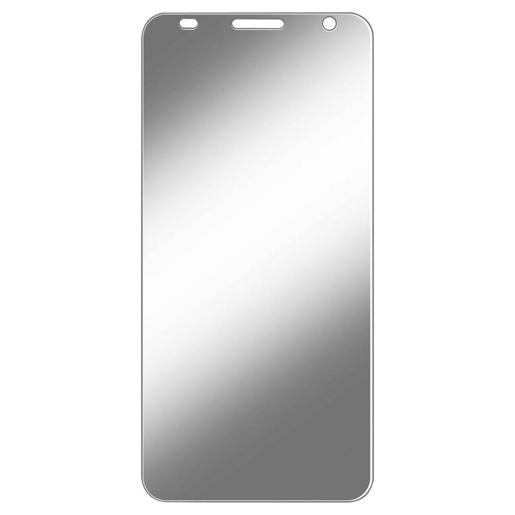 Hama Crystal Clear Screen Protector for ZTE Axon 7, 2 pieces