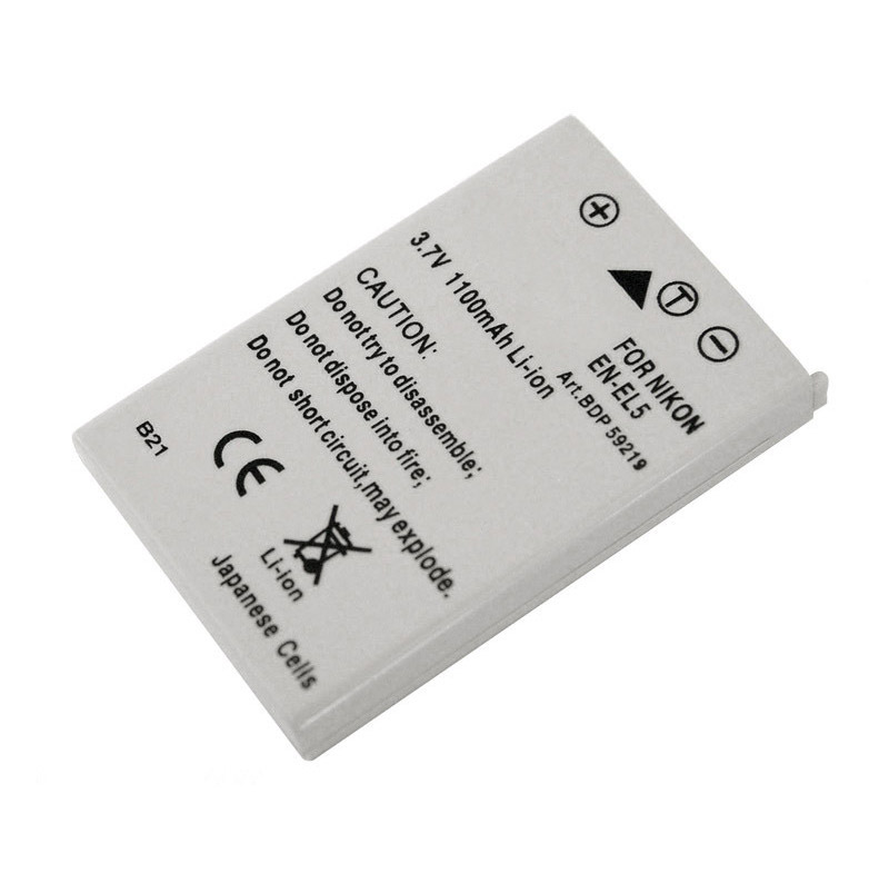 Doerr Akumulátor DDP-NEL5 (D28, NIKON EN-EL5 - 3,7 V/1000 mAh - 3700-7900,P3-5,S10)