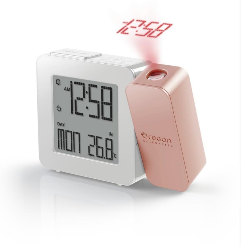 Oregon RM338PRG PROJI - digitální budík s projekcí