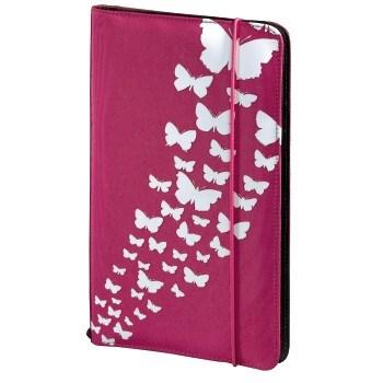 Hama up to Fashion CD/DVD Nylon Wallet 48, pink