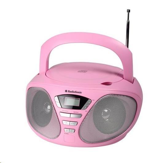AUDIOSONIC Stereo rádio CD-1567