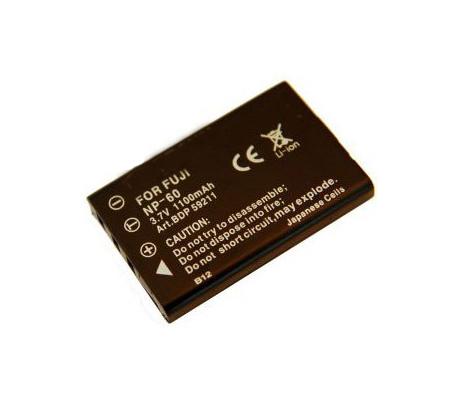 Doerr Akumulátor DDP-FNP60 (D4, FUJI NP-60 - 3,7 V/900 mAh pro 50i,401i,410,601)