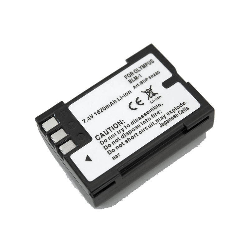 Doerr Akumulátor DDP-OBLM1 (D27, Oly. BLM-1 - 7,4 V/1500 mAh - C5060-8080,E1-510)