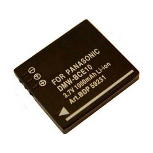 Doerr Akumulátor DDP-PVBJ10 (25, Pan.BCE10/S008 - 3,7 V/1000 mAh - FS3-20, FX30-55)