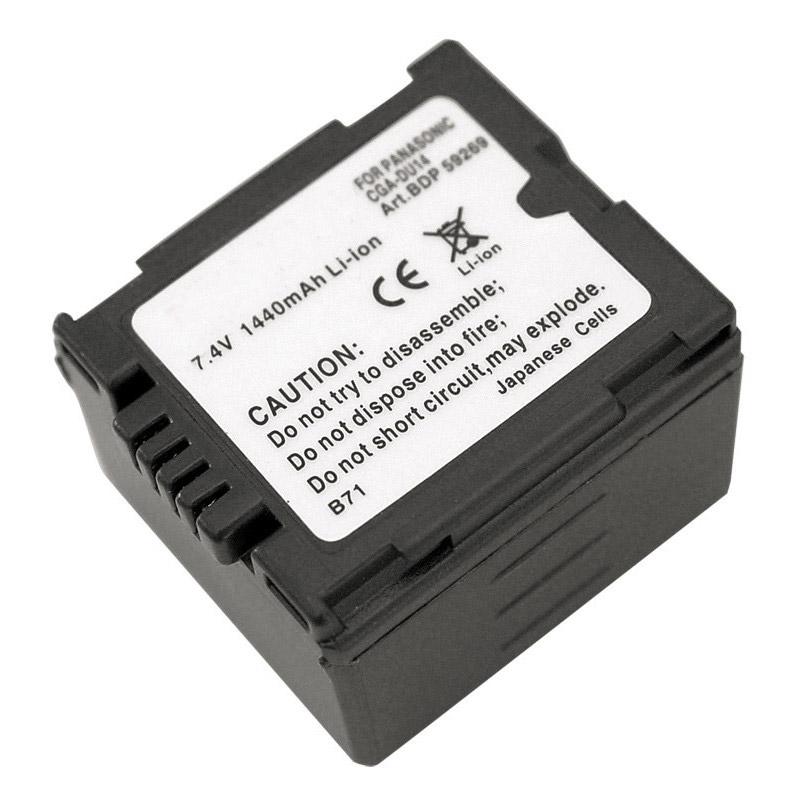 Doerr Akumulátor DDP-PDU12 (10, Panasonic DU12,14 - 7,2 V/1440 mAh)