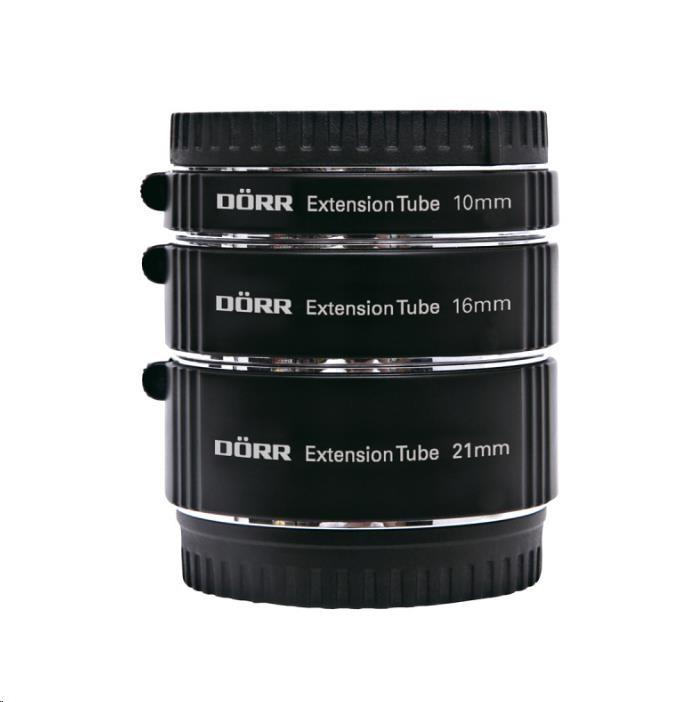 Doerr Mezikroužky 10/16/21 mm Digital (Nikon 1)