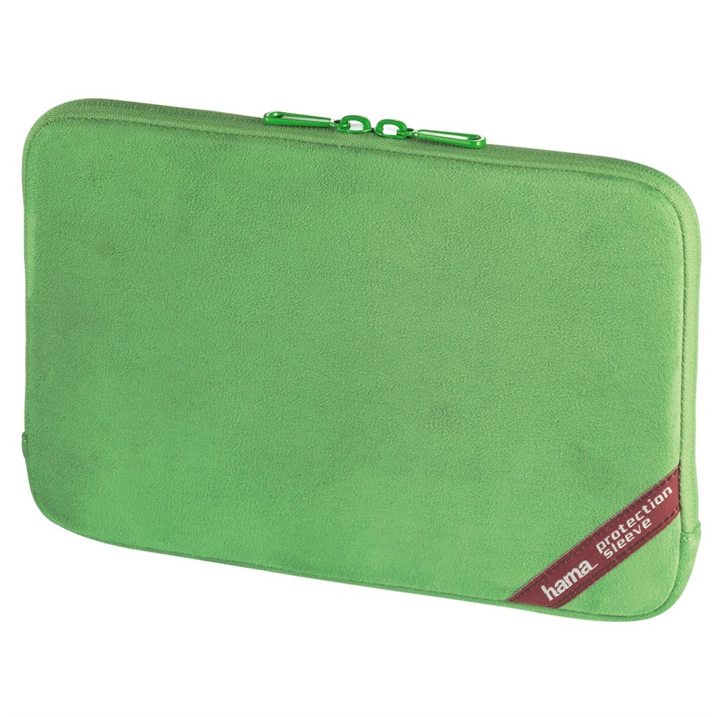 "Hama Velour obal na tablet/čtečku, do 25,6 cm (10,1""), zelený"
