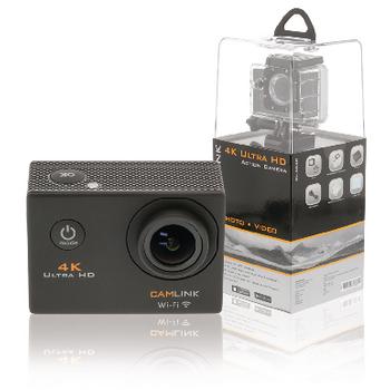 Camlink 4K Ultra HD Akční kamera Wi-Fi černá - CL-AC40*