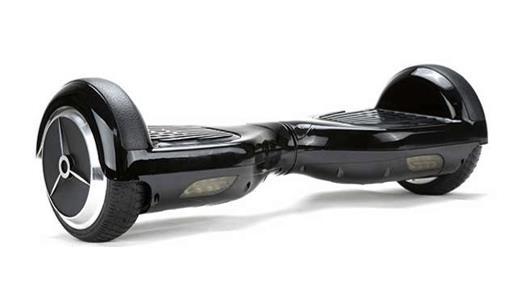 """GOCLEVER City Board s LG baterií, černá - kolonožka, 6,5"""" kola"""