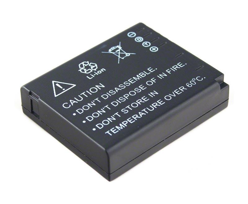 Doerr Akumulátor DDP-PBCJ13 (D116, Panasonic BCJ13 - 3,7 V/1100 mAh pro LX5,7)