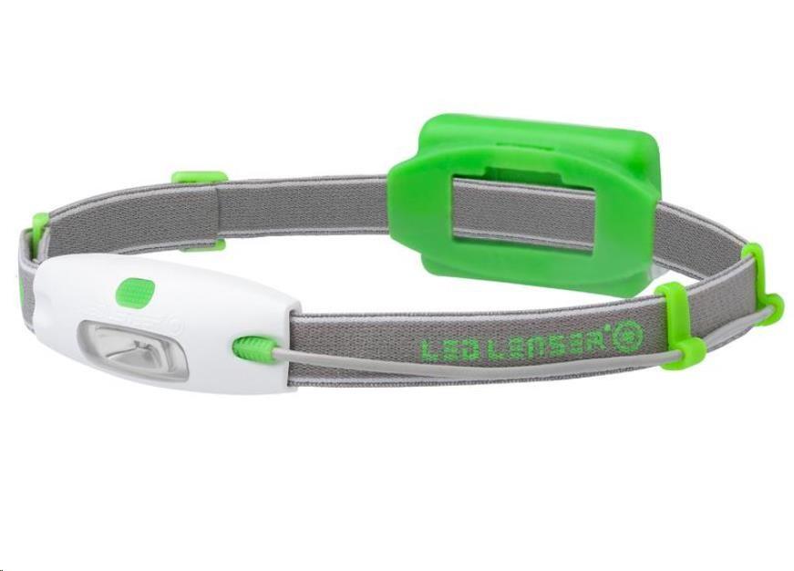 LEDLENSER NEO LED čelovka - zelená