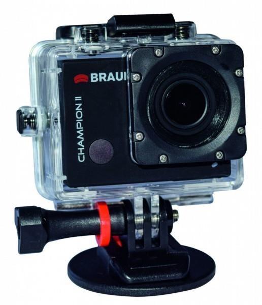 Braun CHAMPION II digitální minikamera (mSD 32GB, Li-Ion, WiFi, HDMI, USB3, 61x38x25mm, 61g)