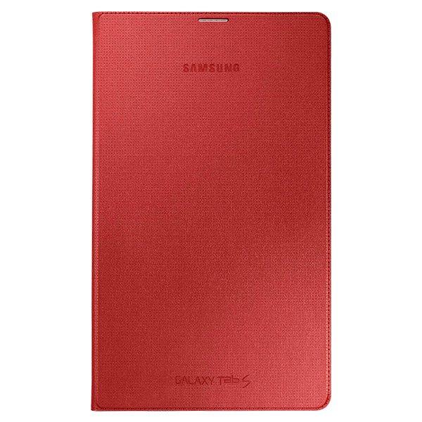 "Samsung flipové pouzdro Simple EF-DT700B pro Galaxy Tab S 8.4"" (T700/T705), červená"