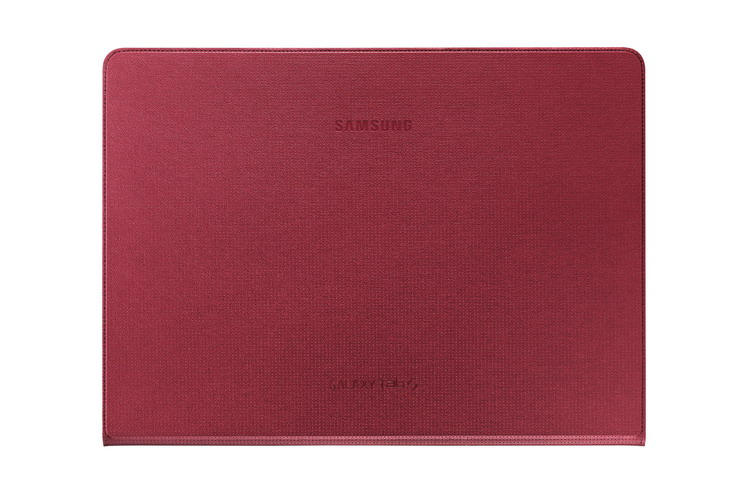 "Samsung flipové pouzdro Simple EF-DT800B pro Galaxy Tab S 10.5"" (T800/T805), červená"