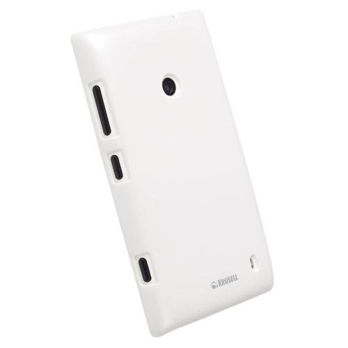 Krusell zadní kryt COLORCOVER pro Nokia Lumia 520, bílá