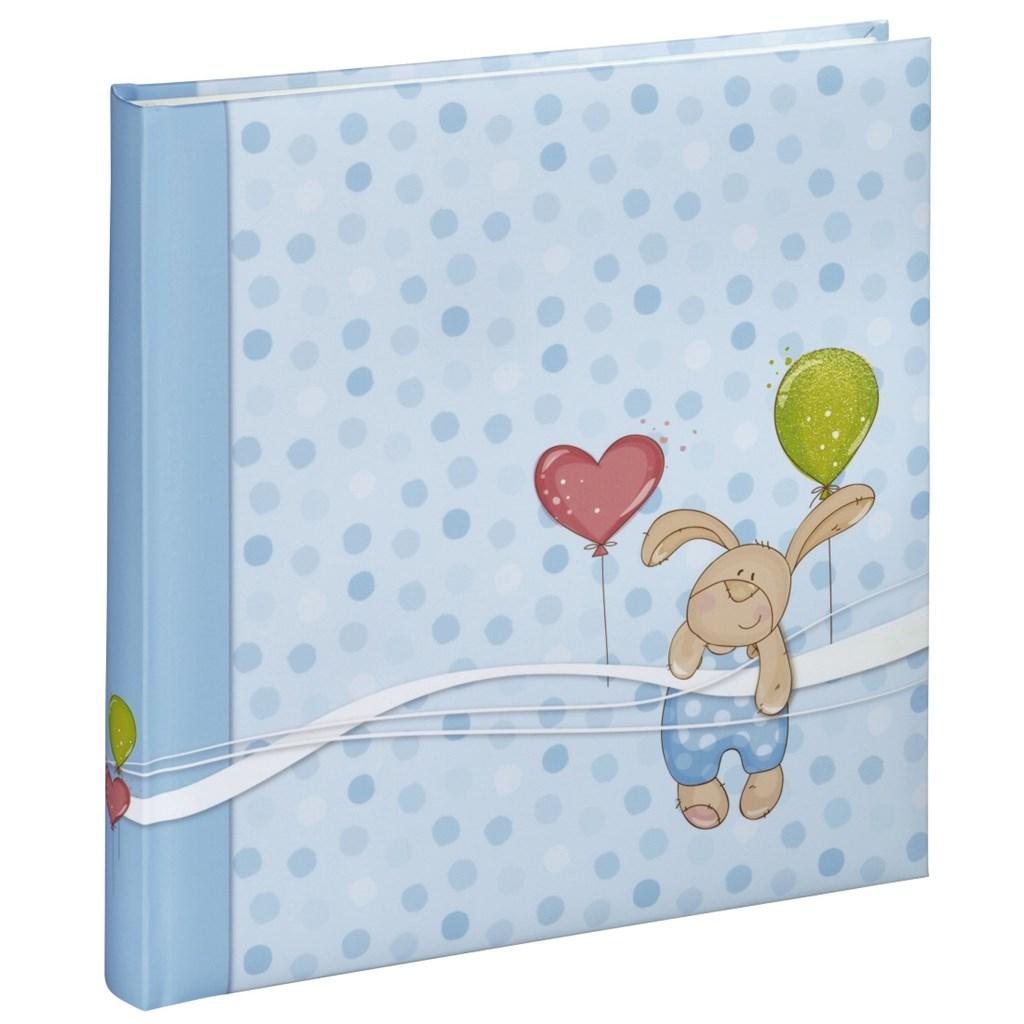 Hama album klasické LITTLE RABBIT 29x32 cm, 50 stran, modré